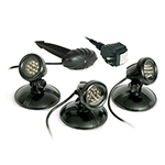 Atlantic 3 Pack LED Spotlights