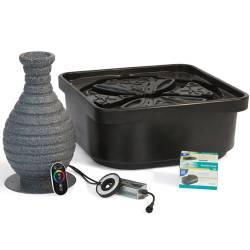 Atlantic Oasis Lighted Fountain Kit