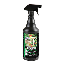 Microbe-Lift Pond Bird Bath & Statuary Cleaner