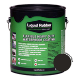 Liquid Rubber Waterproof Sealant Original Black