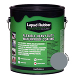 Liquid Rubber Waterproof Sealant Dark Grey