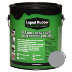 Liquid Rubber Waterproof Sealant Medium Grey