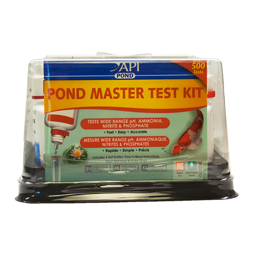 API Pond Master Liquid Test Kit