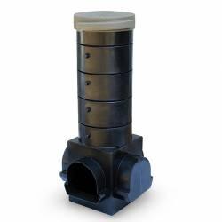 AquascapePRO Snorkel Vault & Cap