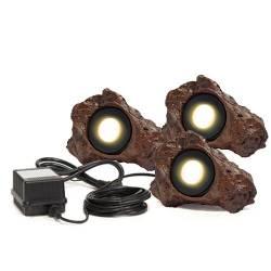 Anjon Manufacturing Rock LED Light Kit