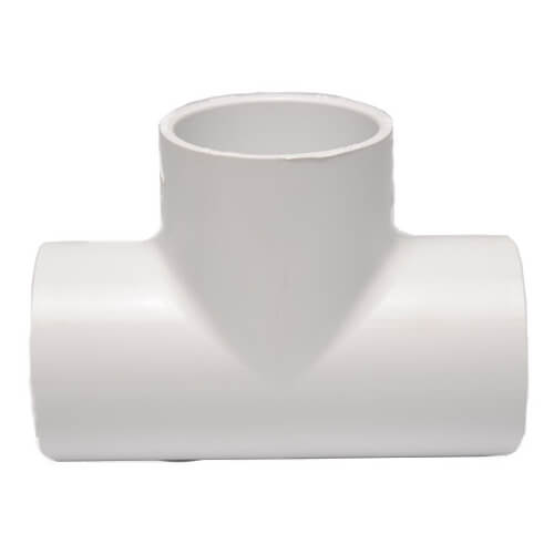 Dura Schedule 40 PVC Tee Fittings