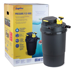 Laguna Pressure-Flo High Performance Pressure Filters