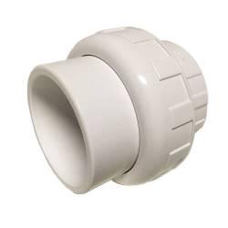 Dura Schedule 40 PVC Union Slip x Slip Fittings