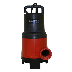 Leader Ecovort Manual Pumps