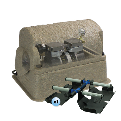 Pond Pumps - Submersible, Water Gardens, Waterfall, Small & Large