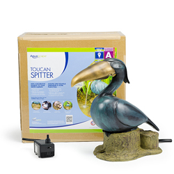 Aquascape Toucan Fountain w/pump