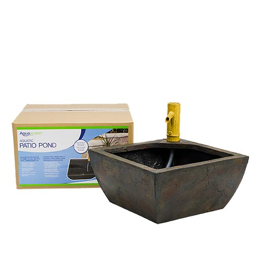 Aquascape Aquatic Patio Pond Fountain Kit