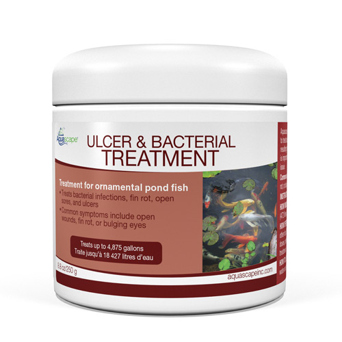 Aquascape Ulcer & Bacterial Treatment (Dry)