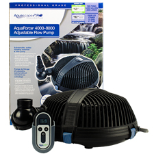 Aquascape AquaForce Pro Series Pump