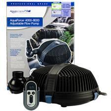 Aquascape AquaForce Pro Series Pump