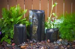 Aquascape Double Textured Basalt Cored Water Columns