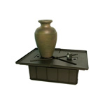 Aquascape Green Slate Amphora Vase Fountain Kit