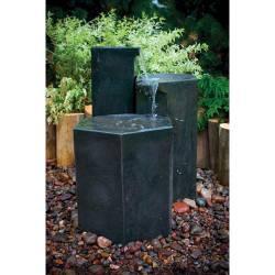 Aquascape Formal Basalt Column Set Fountain