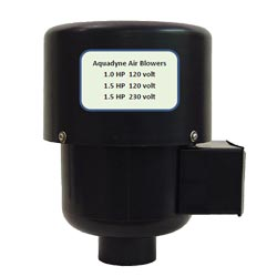 Aquadyne Replacement Blowers & Media