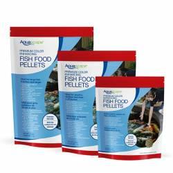 Aquascape Color Enhancing Fish Food - Floating