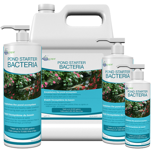 Aquascape Pond Starter Bacteria