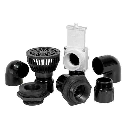Atlantic Bottom Drain Kit for all Atlantic Pro Series Skimmers