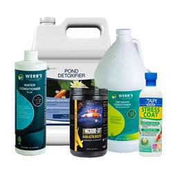 Water Conditioners & Dechlorinators