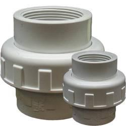 Dura Schedule 40 PVC Half Union Fittings (Slip x FIPT)