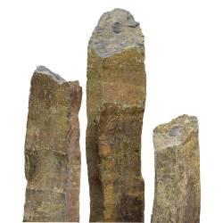 EasyPro Natural Top Basalt Columns - Set of 3
