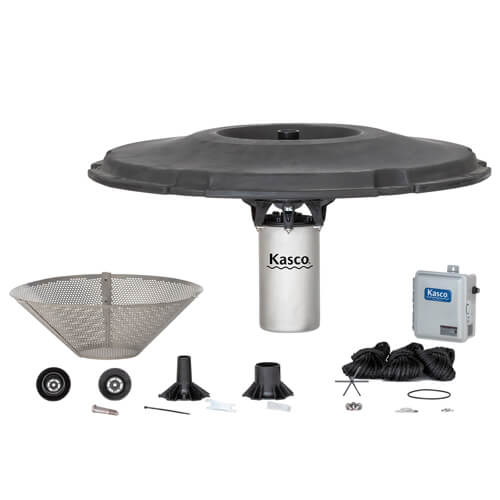 Kasco 3.3JF 3 hp Fountains