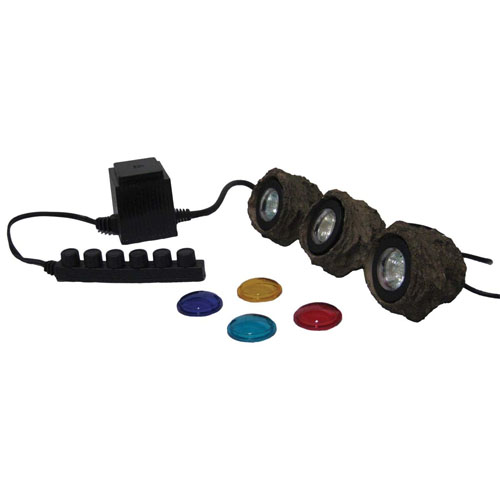 EasyPro Halogen 3-Rock Light Kit