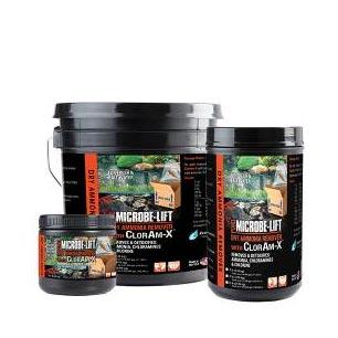Microbe-Lift Dry Ammonia Remover/Cloram-X