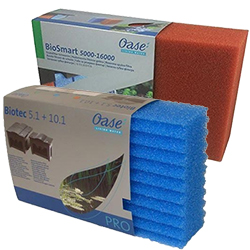 OASE BioSmart Gravity Filters Replacement Parts