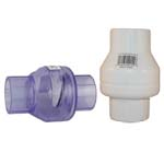 PVC Swing Check Valves