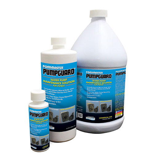 Pondmaster PumpGuard Water Pumps Maintenance Solution