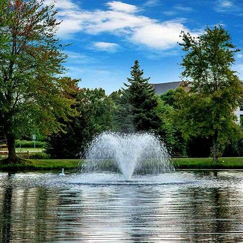 Scott Aerator North Star Fountain Aerator