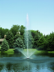 Scott Aerator Skyward Fountains