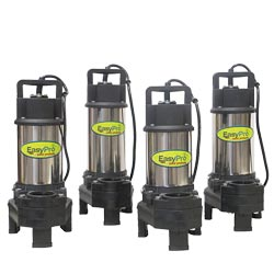 EasyPro Stainless Steel TH Pumps