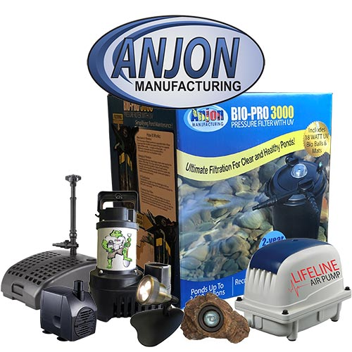 All Anjon Manufacturing Products