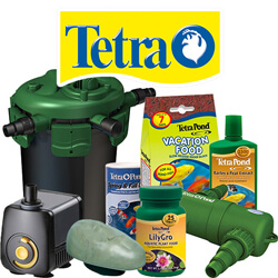 ALL TETRA PRODUCTS