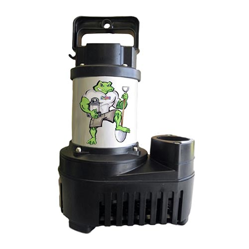 Anjon Manufacturing Big Frog Eco-Drive Pumps