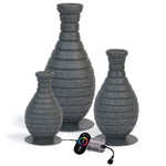 Atlantic Color Changing Fountain Vase