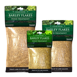 Summit Clear-Water Barley Straw Flakes