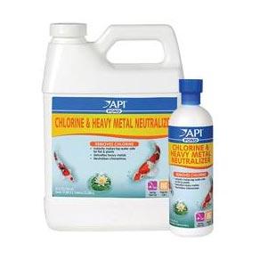 Api Pond Chlorine And Heavy Metal Neutralizer Best