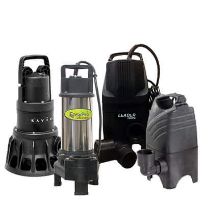 Direct Drive Pumps