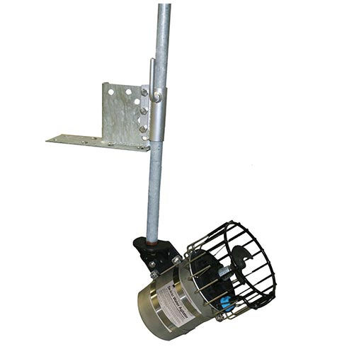 Kasco 4400CID 1 HP Industrial Dock Mount w/IUMK