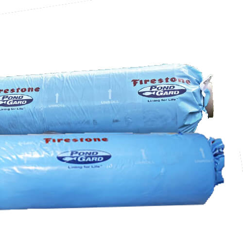 Firestone Pond Liner 50 ft. Rolls