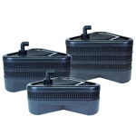 Lifegard Uno, Duo, Trio Submersible Pond Filters
