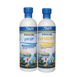 API Pond pH Up and pH Down