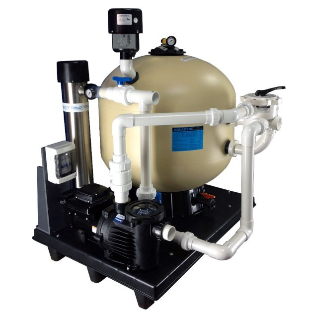 Aquadyne Plug & Play Filtration Systems